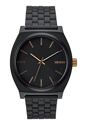 nixon-time-teller-matte-black-gold-summer-2015-one-size