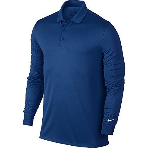NIKE Kante Golf Herren Victory Longsleeve polo- sortiert 725514 (Polo-shirt Herren Xl Ultimate)