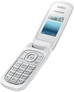 Samsung E1270 UK Sim Free Mobile Phone - White