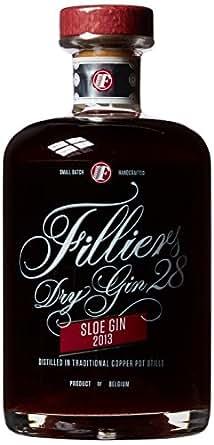 Filliers Gin sec 28 Sloe 2013