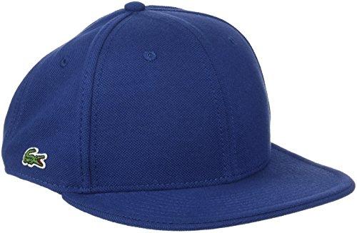 lacoste-lve-casquette-de-baseball-homme-bleu-jazz-jazz-medium-taille-fabricant-m