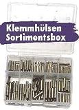 Behr Angeln Accessoires, Klemmhülsen Sortimentsbox, 60278