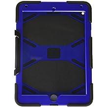 Griffin Survivor All-Terrain - Funda para Apple iPad Air 2/iPad Pro, color azul