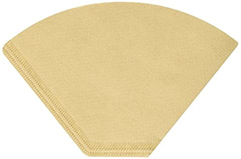 No. 4 Cone Natural Brown Coffee Filter-BROWN #4 COFFEE FILTER