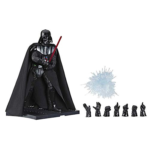 Hasbro Star Wars The Black Series Darth Vader, 20 cm große Actionfigur