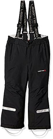 Lego Wear Pax 671 Pants Pantalon de Ski Mixte Enfant, Noir, FR : 6 Ans (Taille Fabricant : 116)