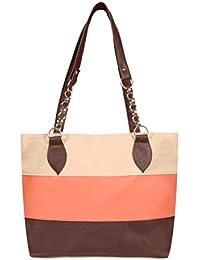 Borse Women/Ladies & Girls Orange Shoulder Bag - Women's Everyday Casual & Stylish/Fashionable & Versatile Hand bags - Gift for Friend/Girlfriend & Wife