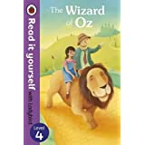 Read It Yourself the Wizard of Oz (mini Hc): Level 4
