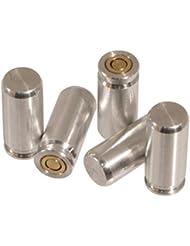 /Lot de 2/Tampon Encre Argent Taille Unique EUROHUNT Aluminium pour Fusil Calibre 20/
