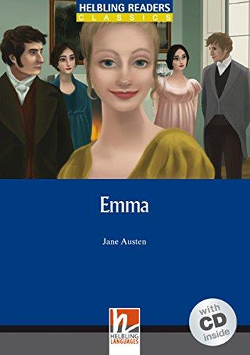 Emma. Livello 4 (A2-B1). Con CD-Audio por Jane Austen