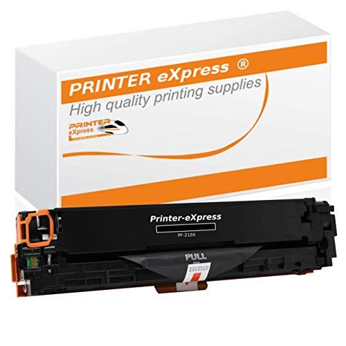 Printer-Express XXL 2.400 Seiten Toner ersetzt HP CF210X, CF210A, 131X, 131A Toner