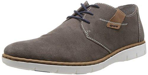 Vestir De Zapatos 17510 Rieker Hombre Marrón 25 RUYxqFX