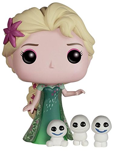 Funko Pop Elsa (Frozen Fever 155) Funko Pop Frozen