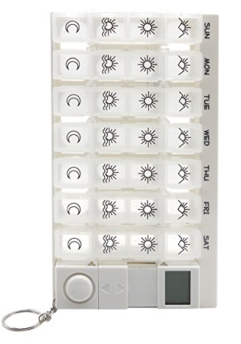 putwo-7-day-digital-pill-box-with-28-compartments-4-timer-alarm-medication-pill-reminder-pill-organi