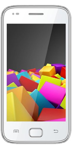 Karbonn Smart A4  Mobile Phone (White)