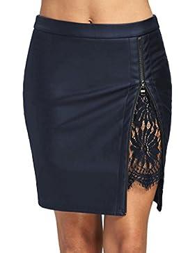 LAND-FOX Falda Vestir Mujer Falda Plisada | Mujer Vestidos | Mujer Sexy Vestir Ropa | Minifalda Mujer | Tops Mujer...