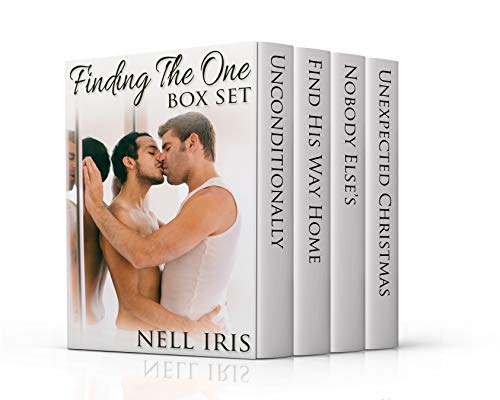 Finding The One Box Set -- 4 M/M Romances in 1! (English Edition) -