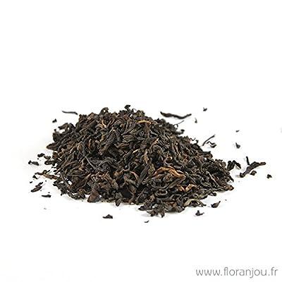 Floranjou - Thé noir Yunnan Pu-erh FOP