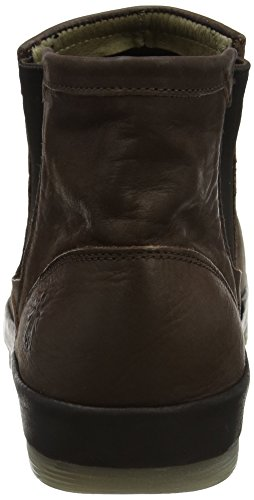 FLY London Magh711fly, Bottes Classiques Homme Marron (Dk Brown Black)