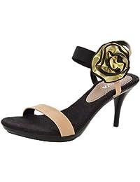 Mehak Chawla Women's Velvet Sandals