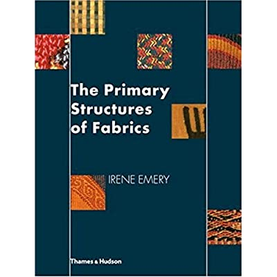 The primary structures of fabrics : An illustrated Classification