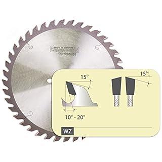 Bayerwald - HM Tischkreissägeblatt - Ø 254 mm x 2,8 mm x 30 mm | Wechselzahn (40 Zähne) | Kombinebenlöcher für Bosch GTS 10 & PTS 10