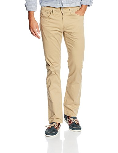 Levi's® Homme Jeans 511™ Slim Fit Marron (RINSE + SOFTENER - HARVES 1525)