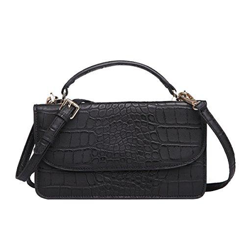 LAIDAYE Handtaschenhandtaschenart Und Weise Kurierbeutel-Handytasche 2
