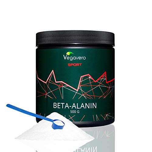 BETA ALANINA in POLVERE Vegavero Sport | 500 g con...
