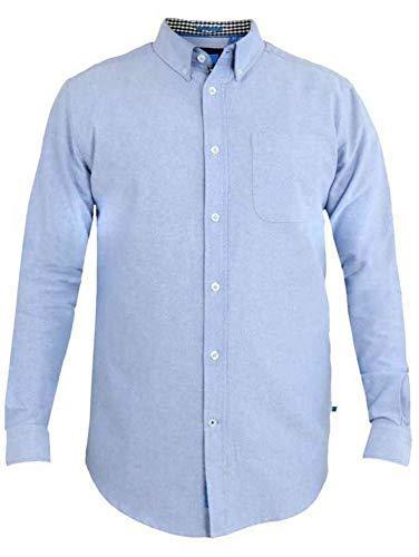 Duke uomo keenan camicia - azzurro cielo, 8x-large