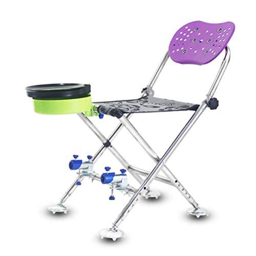 NIUZIMU Angeln Stuhl Folding Tragbare Camping Outdoor Kleine Pferde Ultraleichte Freizeit Stuhl Stuhl Angelausrüstung Angeln Liefert