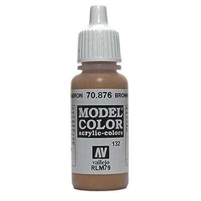 Vallejo P70 Mod?le Couleur Peinture Brun Sable Val876 70876