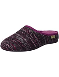 Ital-Design - Pantofole Donna , Viola (lilla), 40 EU