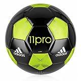 adidas Uni Fußball 11 Glider, black/slime, 5, X16520