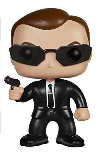 Funko Pop!- Vinyl: The Matrix: Agent Smith (4186)