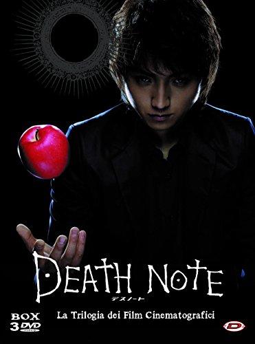 Death Note La Trilogia Dei Film (Box 3 Dvd)