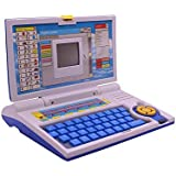 FIZZYTECH High Quality Educational English Learner Laptop With Mouse For Kids 20 Activities Mini Educational Laptop For Children English Learner Gaming Laptop For Kids Mini Laptop With Mouse For Kids & Children With 20 Fun Activites Enhanced Skills Of