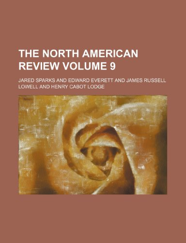 The North American review Volume 9