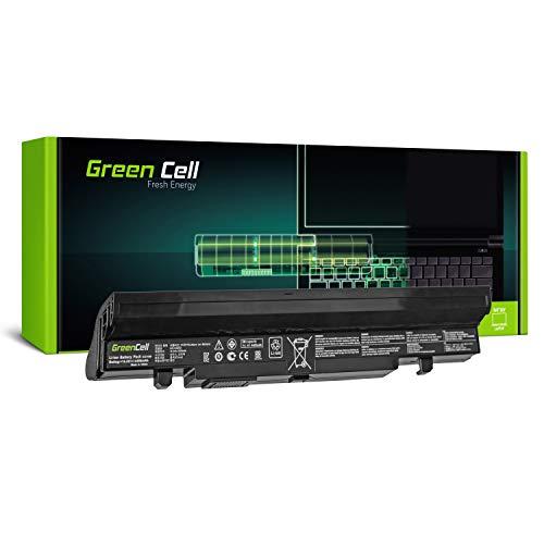 A32-U46 Standard Serie Laptop Akku für ASUS U46 U46E U46S U46SM U46SV U56 U56E (8 Zellen 4400mAh 14.4V Schwarz) ()