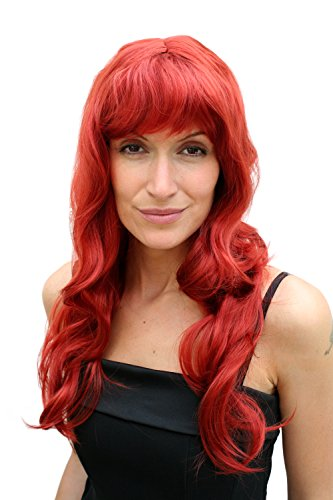 WIG ME UP ® - PW0193-135# - Peluca ROJA