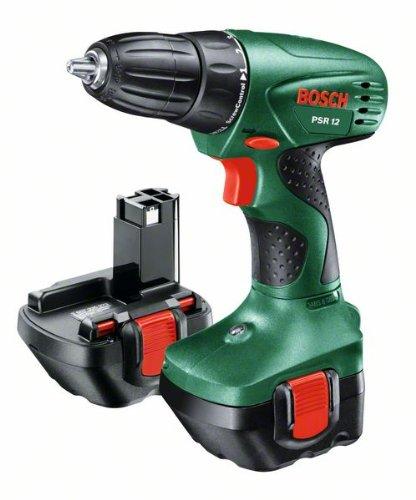 Preisvergleich Produktbild Bosch Bohrer-Akkuschrauber PSR 12, 603955521
