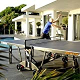 Table de Ping Pong 700M CROSSOVER OUTDOOR- Gris, Votre...