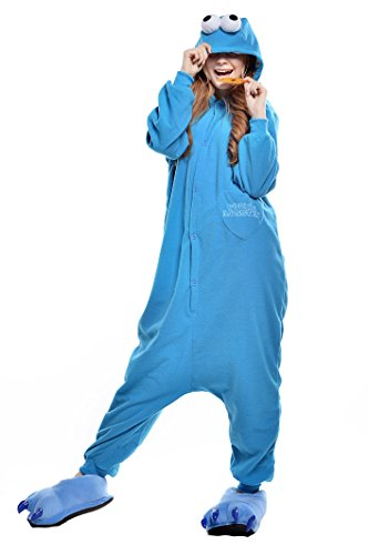 erpyjamas Unisex Sleepsuit Cartoon Pyjamas ()