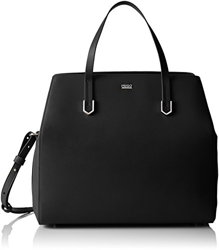 HUGO Nadiah 10184030 01, shoppers Noir - Noir