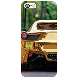 Apple iPhone 5S Back Cover - Matte Finish Phone Cover