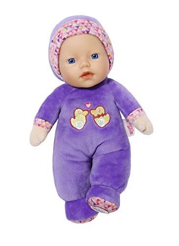 Zapf Creation 827482 Baby Born Cutie for Babies 26cm, lila