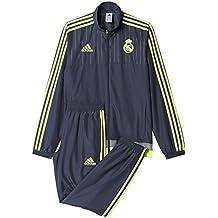 adidas Real Madrid CF PR Suit CH 2015/2016 - Chándal