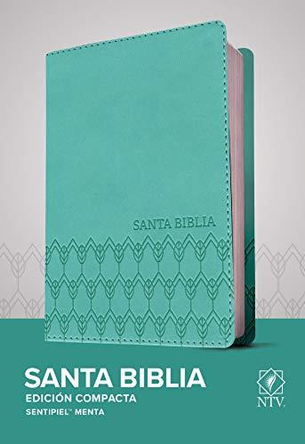 Santa Biblia Ntv, Edición Compacta (Sentipiel, Menta) (Ntv-compacta)