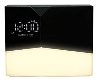 WITTI Design BEDDI Glow - Intelligent Alarm Clock with Wakeup Light and Bluetooth Speaker (B06X1F7TY4) | Amazon Products