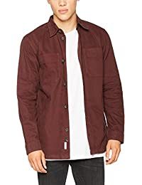 Bellfield B Charbonne Br, Chemise Casual Homme